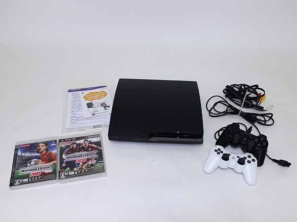 PS3 プレステ3 120GB ブラック CECH-2000A